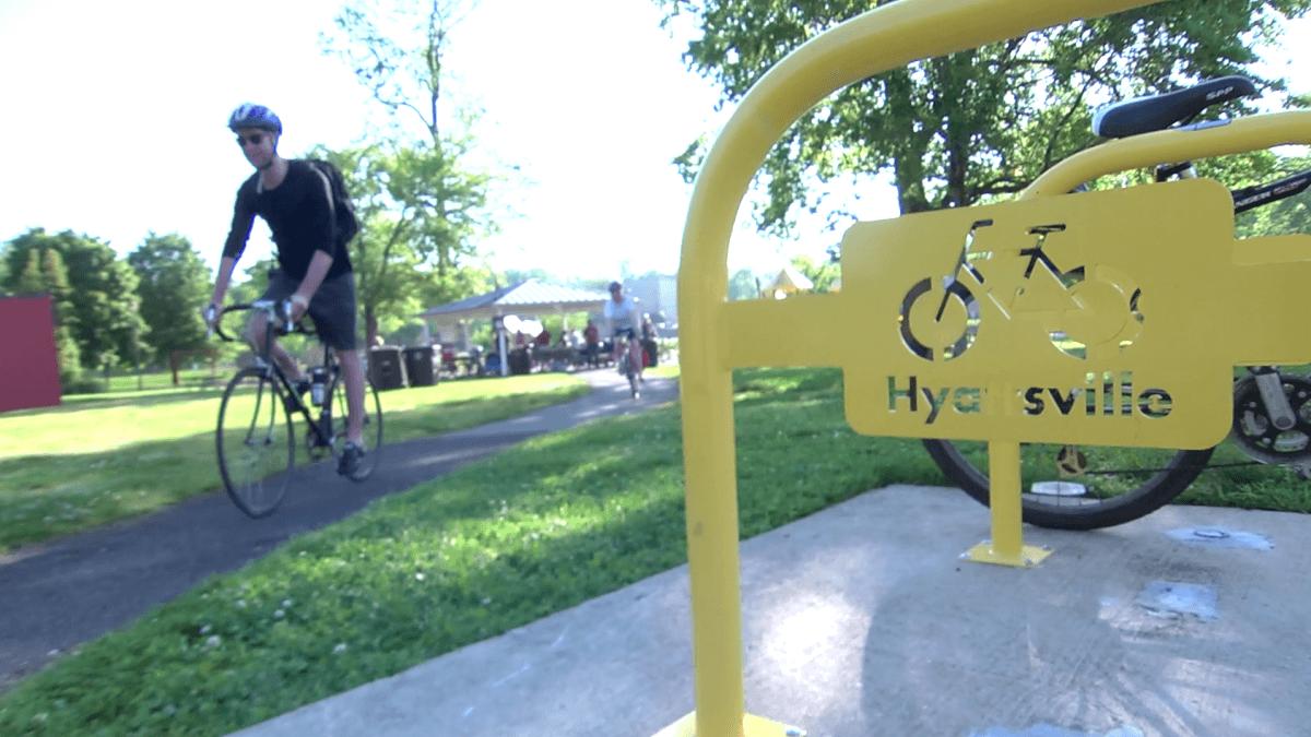 May 15: Hyattsville hosts Bike to Work Day stop at Magruder Park