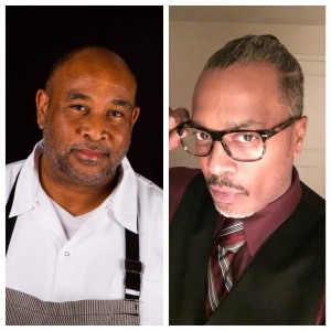 Lenny Robinson and Jahlex Alexander are the managing partners behind Mount Rainier's Bird Kitchen and Cocktails.