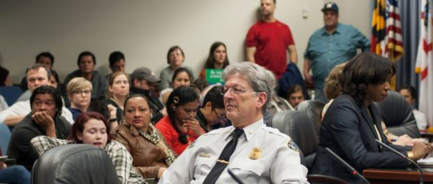 BREAKING NEWS: HCPD Chief to retire