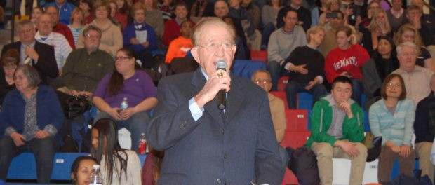 Legendary DeMatha basketball coach & teacher Morgan Wootten dies