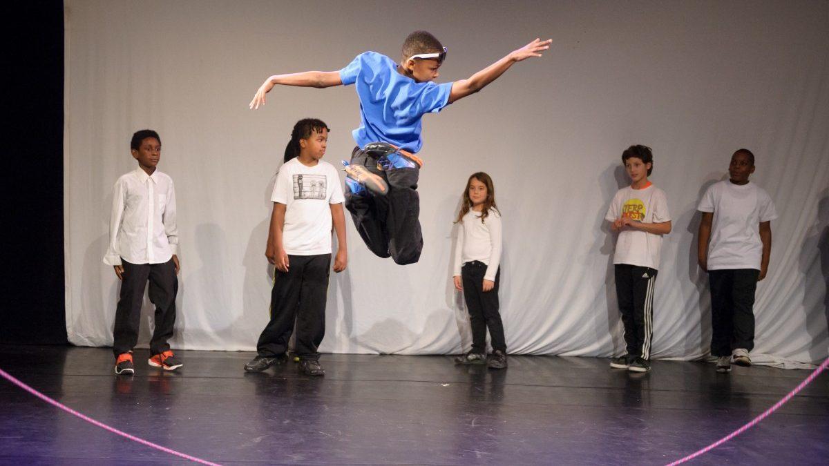 PHOTOS: Kids showcase after school arts education