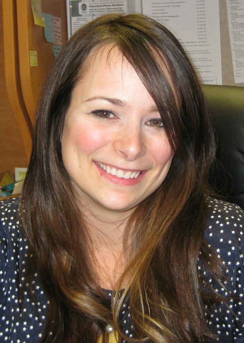 Local resident Laura Reams started as city clerk in December 2012. Photo courtesy City of Hyattsville