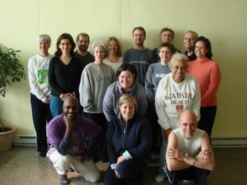 Photo courtesy Yoga Space.