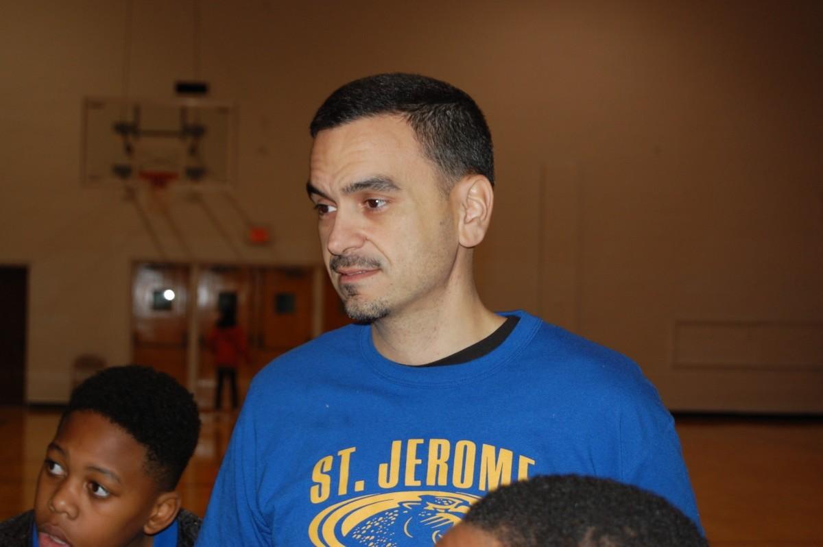 Tournament Director Joe Sego. Photo courtesy Chris McManes.