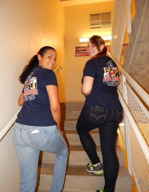 Hyattsville EMTs participate in 9/11 stair climb