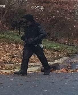 University Park robbery suspect