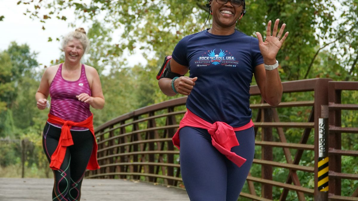 College Park's trails are a regional activity hub