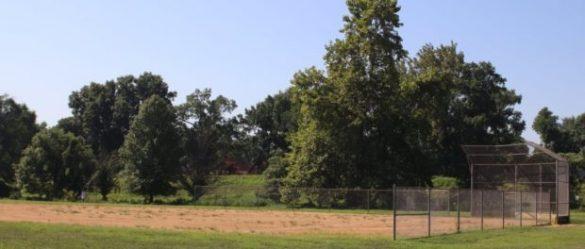 magruder park baseball field