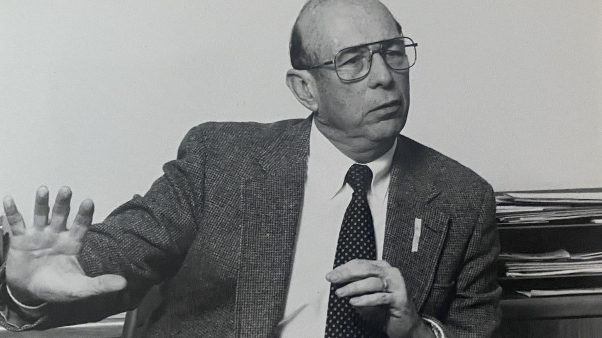 In Memoriam: Longtime DeMatha principal John Moylan