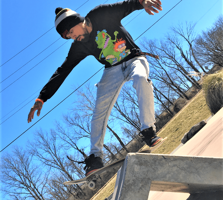 The science of the city: skate parks
