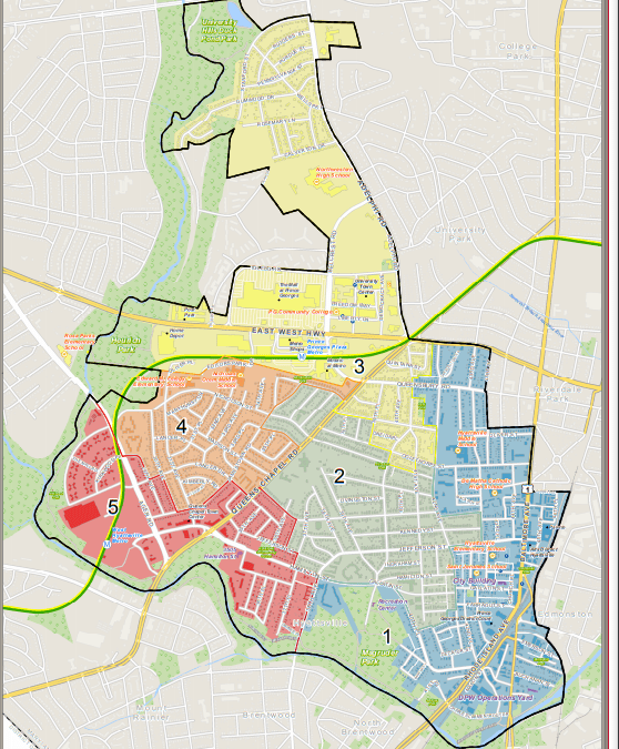 City of Hyattsville 2021 elections