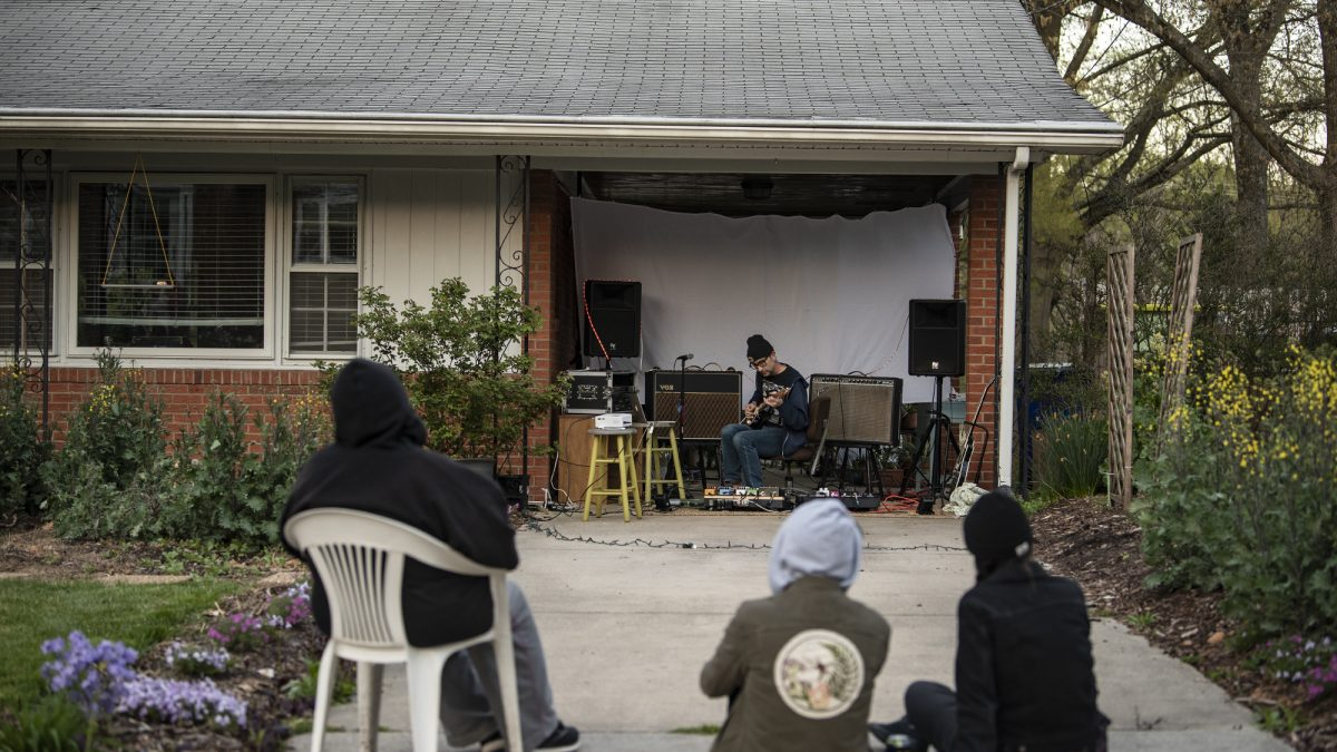 Live music brings city together