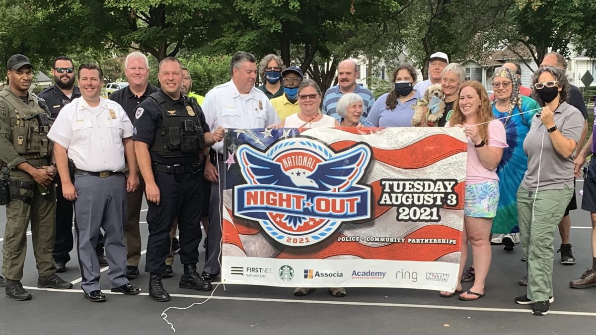 National Night Out in College Park